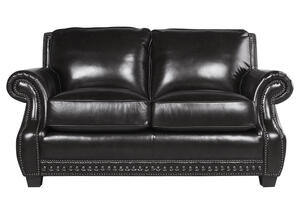 Genoa Charcoal Loveseat