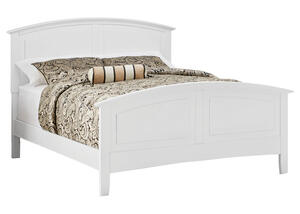 22cd568ae6 Full Beds The Roomplace. White full size bed photos home ...