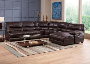 Falcon 6 Pc. Sectional w/Chaise
