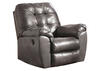 MAXIM 3 PC LAF SECT W/RECLINER GRAY
