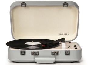 Crosley Couple Gray Turntable