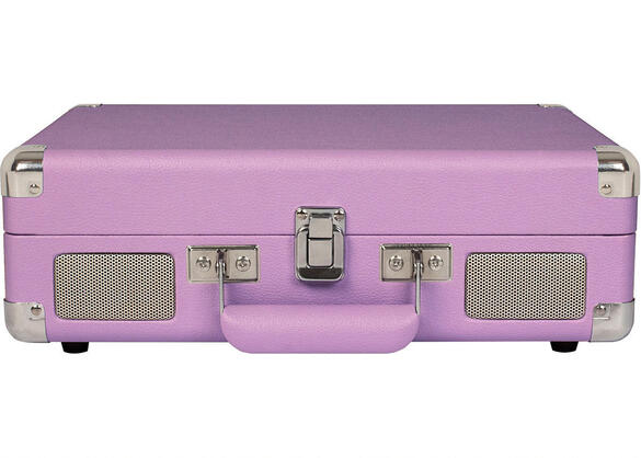 Crosley Cruiser Deluxe Lavender Turntable