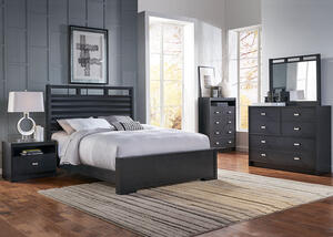 Metro 8 Pc. King Bedroom