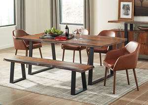 Jamestown 6 Pc. Dinette by Scott Living