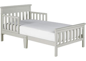 Newbury Misty Gray Toddler Bed by Fisher Price