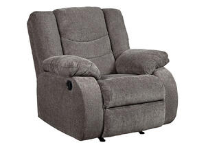 Talen Gray Rocker Recliner