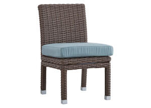 Langstone Mocha Side Chair