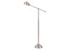 Colton Floor Lamp Silver