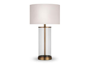 Rowan Table Lamp Yellow