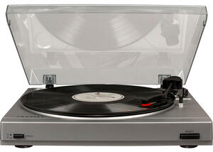 Crosley T200 Silver Turntable