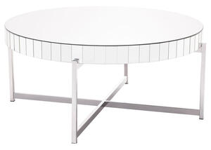 Mirrore Cocktail Table Gray