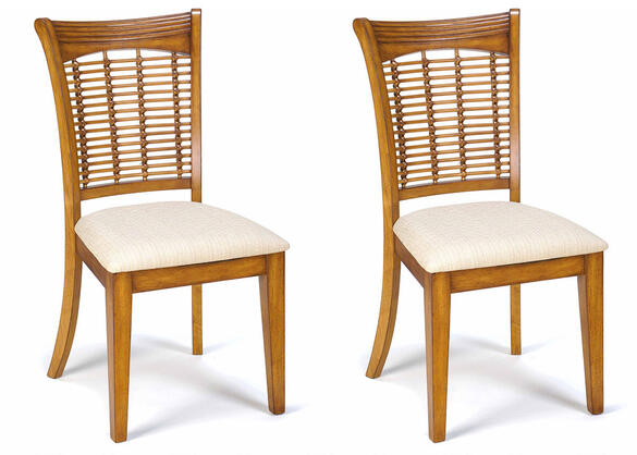 Bayberry Wicker 2 Pc Chair Set