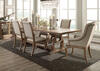 Glen Cove Barley Brown 7 Pc. Dining Room by Scott Living