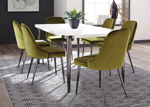 Riverbank Green 5 Pc. Dinette by Scott Living
