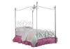 HAILEY 6 PC FULL CANOPY BEDROOM