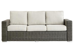 Langstone Charcoal Sofa