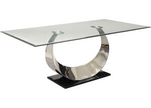 Manessier Dining Table Gray