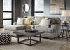 Claudine 2 Pc. Sectional (Reverse)