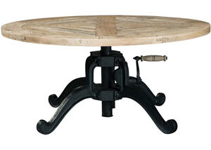 Brownswood Industrial Cocktail Table by Scott Living