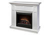 Dimplex Caprice Mantel Fireplace White