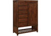 Artesia 7 Pc. Queen Storage Gentlemens Bedroom by Scott Living