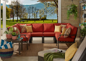 Brighton 6 Pc. Sectional w/Cushions