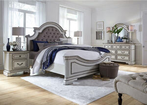 Hillsboro 7 Pc. King Bedroom