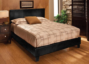 Harbortown Black Bed Set - Queen