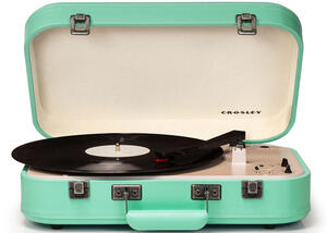 Crosley Couple Teal Turntable