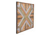 Viento Wall Decor Brown