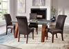 Cora Brown 5 Pc. Dinette