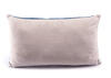 Ikat Pillow 3 Blue