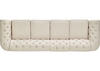 Barrington Beige Linen Extra Wide Sofa
