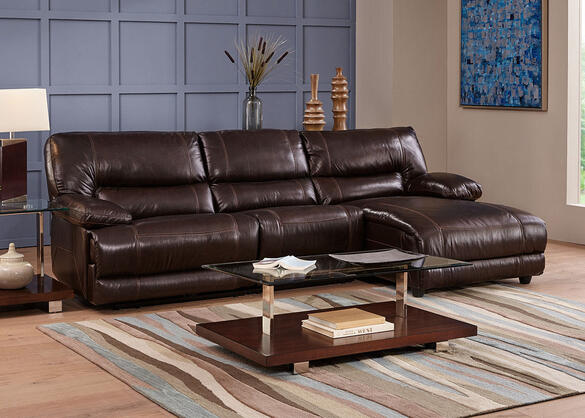 Falcon 3 Pc. Sectional