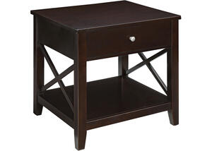 Brownswood End Table by Scott Living