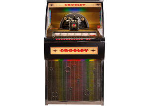 Crosley Vinyl Rocket Jukebox