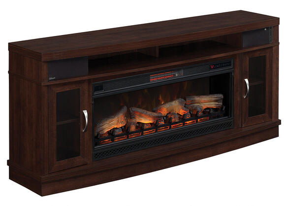 Frasier Fireplace