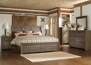 CARTER 8PC KING BEDROOM