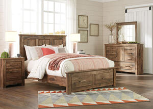 Nelson 7 Pc. Queen Bedroom