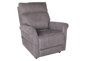 Optimus Pwr Recliner Dove
