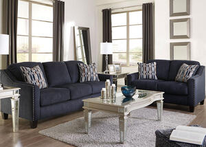 Klein 2 Pc. Living Room w/Sleeper Sofa