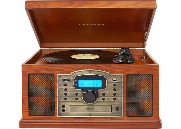 Crosley Troubadour Entertainment Center