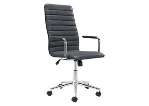 Pivot Black Office Chair