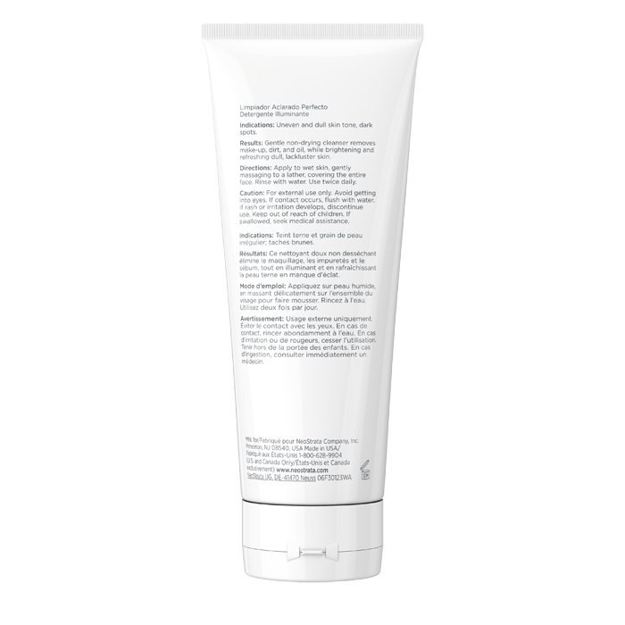 Ultra Brightening Cleanser