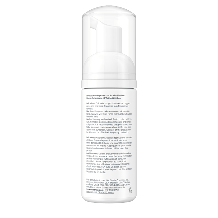 Glycolic Mousse Cleanser