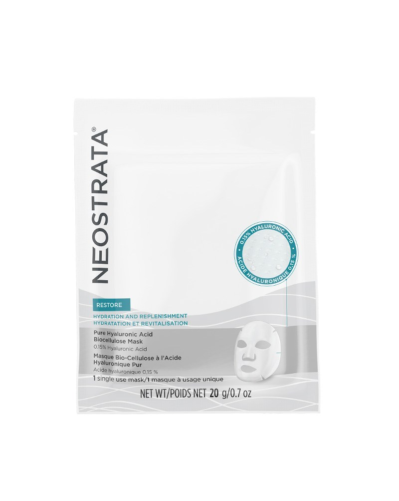Pure Hyaluronic Acid Biocellulose Mask