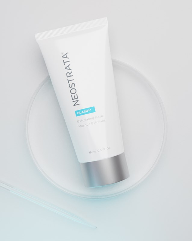 Overnight skin clarifying treatment