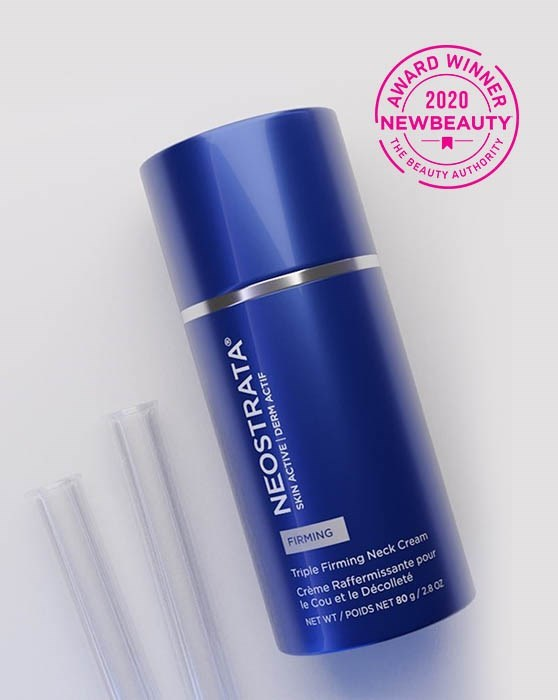 Décolletage rejuvenating cream