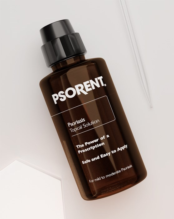 Psorent Topical Solution