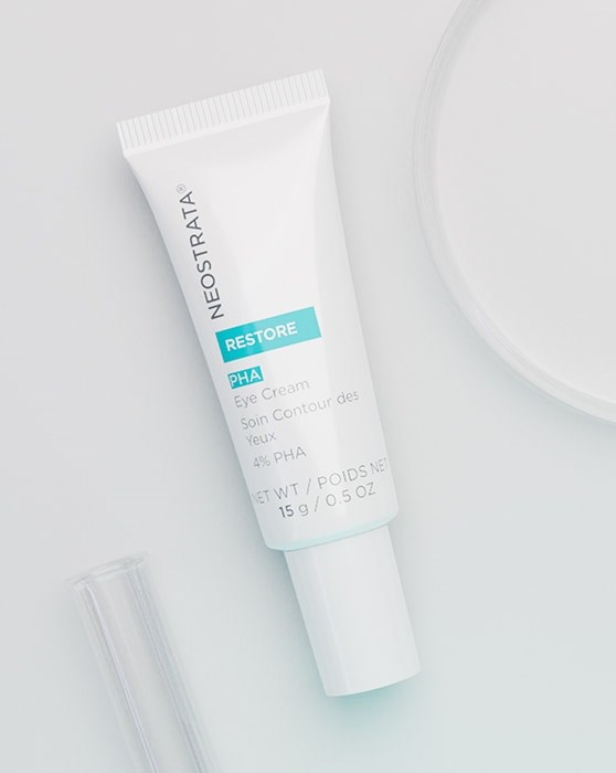 Hydrating eye-area treatment